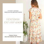 #eternoveranomedinapiel #vestidos #vestidoslargos #tiendafísica #medinadepomar 📞947190770 📲682157789 #abiertofindesemana