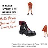 Botas Pepe Jeans #40% #últimastallas 36,40,41  www.medinapiel.es